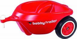 Big Przyczepa Bobby Car New Trailer czerwony (800056280)