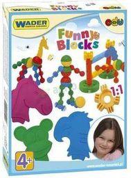 Wader Polesie Klocki Funny blocks - 210568