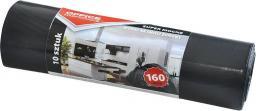 Office Products Worki na śmieci domowe, super mocne (LDPE), 160l, 10szt., czarne - 5901503651209