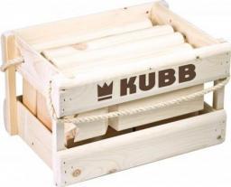 Tactic Gra - Kubb w kartonowym pudełku (199537)