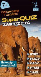 Edgard Kapitan Nauka SuperQuiz Zwierzęta - 208468