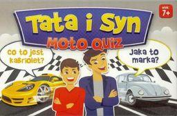 Kangur Tata i Syn. Moto Quiz (208167)