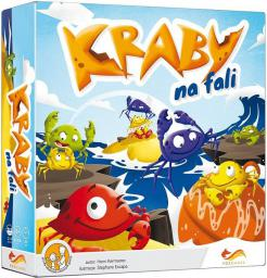 Foxgames Gra - Kraby na fali (198203)