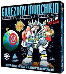 Black Monk Gwiezdny Munchkin Edycja Jubileuszowa (196644)