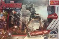 Trefl Gra planszowa Wojna Bohaterów Avengers (207224)