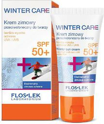 FLOSLEK Krem do twarzy Winter Care SPF 50+ ochronny 30ml