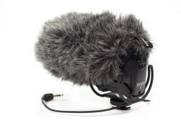 Rode DeadCat VMPR Furry Ochrona Przeciwwietrzna dla VideoMico Pro Rycote - 400820135