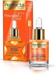 Perfecta Fenomen C 10% Booster Wyrównanie kolorytu, nawilżenie, odżywienie na dzień i noc  15ml
