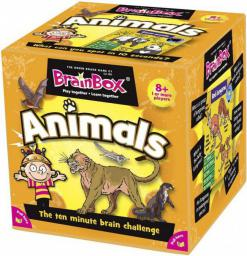 Albi Gra Brainbox Animals - P84