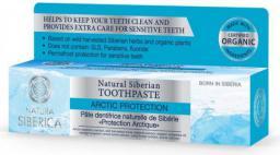 Natura Siberica Naturalna syberyjska pasta dla wrażliwych zębów Arktyczna Ochrona 100ml