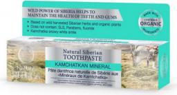 Natura Siberica Naturalna syberyjska pasta do zębów wzmacniająca szkliwo Minerały Kamczatki 100ml