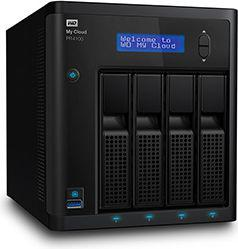 Serwer plików Western Digital My Cloud PR4100 8TB (WDBNFA0080KBK-EESN)