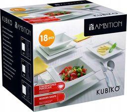 Ambition Serwis obiadowy 18 części (62369)