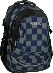 Derform Plecak Jetbag 18G12 czarno-szary (PLJ18G12)