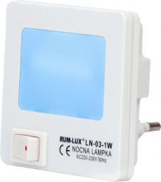 Lampka wtykowa do gniazdka Rum-Lux LED  (LN-03)