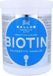 Kallos Biotin Hair Mask Maska do włosów 1000ml