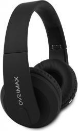 Słuchawki Overmax SOUNDBOOST 2.2 czarne (OV-SOUNDBOOST 2.2 BLACK)