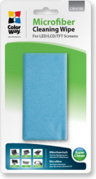 ColorWay Microfiber Cleaning Wipe for Screen and Monitor Cleaning (CW-6108)