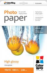ColorWay High Glossy Photo Paper (PG2301004R)