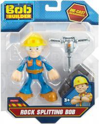Mattel Bob Budowniczy Metalowa mini figurka (DHB05)