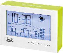 Stacja pogodowa Trevi Biało-zielona (ME 3103)