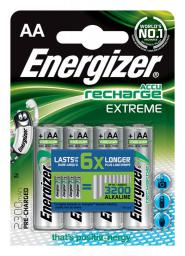 Energizer Akumulator Extreme AA / R6 2300mAh 4szt.