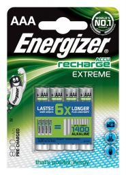 Energizer Akumulator Extreme AAA / R03 800mAh 4szt.