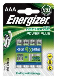 Energizer Akumulator Power Plus AAA / R03 700mAh 4szt.