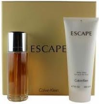 CALVIN KLEIN SET Calvin Klein Escape (W) edp 100ml + blo 200ml