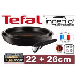 Tefal INGENIO zestaw L 6509102