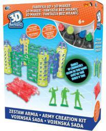 Epee Magic Fabryka 3D Zestaw tematyczny deluxe (EP02618)