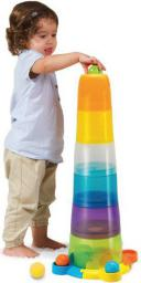 Smily Play Wieża z piłeczkami  (0737)