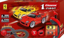 Carrera na baterie Ferrari (63008)