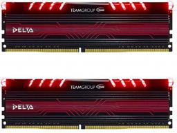 Pamięć Team Group DDR4, 32 GB,3000MHz, CL16 (TDTRD432G3000HC16CDC01)