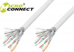 MicroConnect Kabel instalacyjny SFTP,  CAT6, LSZH,    305m (KAB013-305)