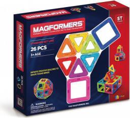 Dante Magformers - Klocki magnetyczne 26el. (005-36110)