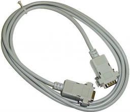 Kabel D-Sub (VGA) - D-Sub (VGA), 2, Szary