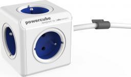PowerCube Przedłużacz Extended 1,5m niebieski (2300BL/FREXPC)