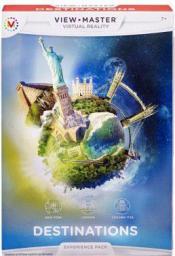 Mattel VIEW MASTER Największe miasta świata (364415)
