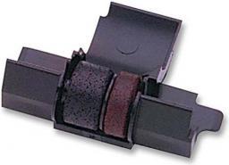 Wałeczki do kalkulatora dla Epson IR 40T, CP13, czerwono-czarna