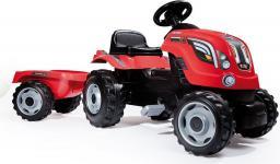 Smoby Traktor XL Czerwony - 7600710108
