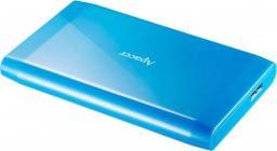 Dysk zewnętrzny Apacer AC235 500GB (AP500GAC235U-1)