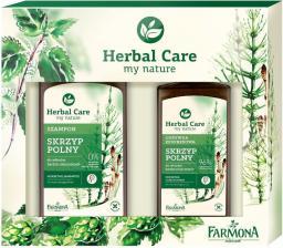 Farmona Zestaw prezentowy Herbal Care Skrzyp Polny
