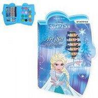 Starpak Zestaw artystyczny 24 elementy Frozen (214206)