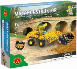 Alexander Mały Konstruktor. Maszyny budowlane - Rocky (215035)