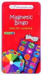 The Purple Cow Gra magnetyczna Bingo (TPC6061)