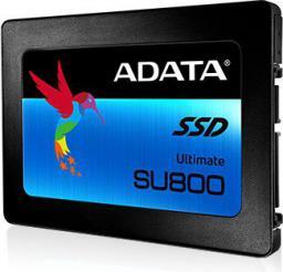 "Dysk SSD ADATA Ultimate SU800 512 GB 2.5"" SATA III (ASU800SS-512GT-C)"
