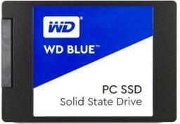Dysk SSD Western Digital Blue 500 GB 2.5'' SATA III (WDS500G1B0A)