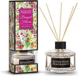 Bloom Home Fragrance Olejek zapachowy + patyczki Bouquet of Flowers  90ml