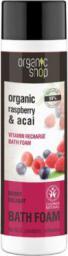 Organic Shop Berry Delight Bath Foam Płyn do kąpieli 500ml